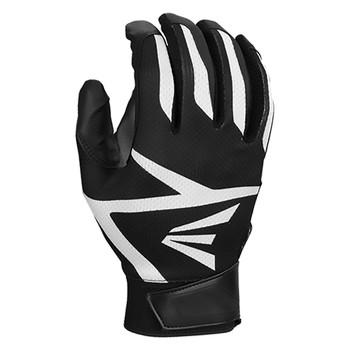 Easton Z3 Hyperskin Youth Baseball / Softball Batting Gloves - Black