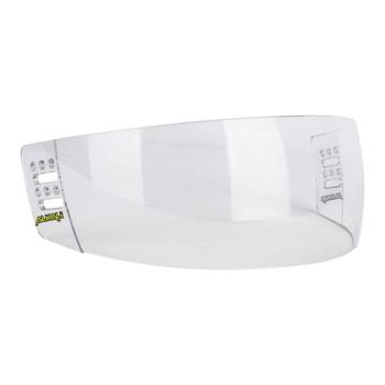 Alkali Visium Hockey Half Shield / Visor - Clear