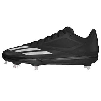 Adidas Adizero Afterburner 3 Men's Baseball Cleats Q16563 - Black, Silver