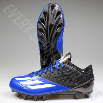 Adidas 5-Star Low Men's Football / Lacrosse Cleats AQ8786 - Black, Blue