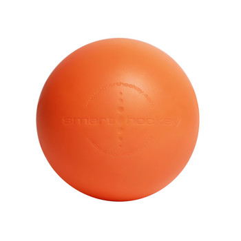 Smart Hockey Hot Weather Street Hockey Ball - Orange