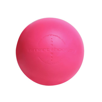 Smart Hockey Warm Weather Street Hockey Ball - Pink