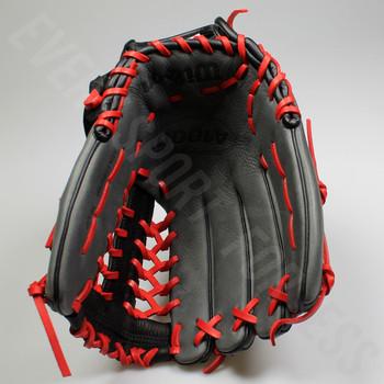 "Wilson A1000 KP92 12.5"" All Position Baseball Glove - Left Hand Throw, Inside"