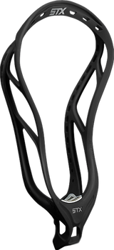 STX 700 Stallion Men's Unstrung Lacrosse Head - Black