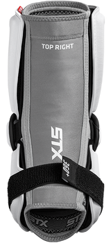 STX Stallion 500 Senior Lacrosse Arm Guards - Black