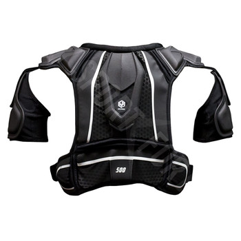 STX Stallion 500 Senior Lacrosse Shoulder Pads - Black