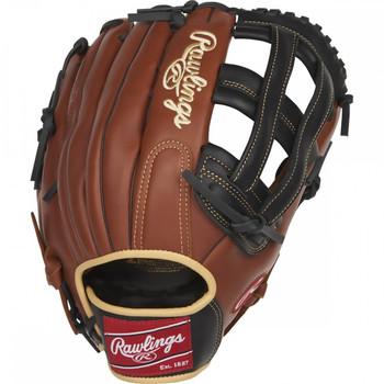 "Rawlings Sandlot 12.75"" Outfield Baseball Glove"