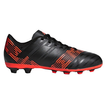 Adidas Nemeziz 17.4 FG Youth Soccer Cleats CP9206 - Black, Red