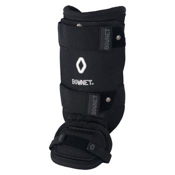 Bownet Baseball / Softball Ankle Guard - Black