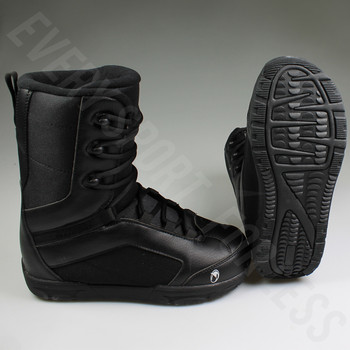 Snowjam SD Force Senior Snowboard Boots - Black