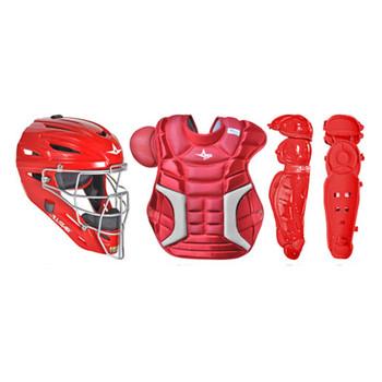 AllStar Classic Pro Adult Baseball Catchers Kit