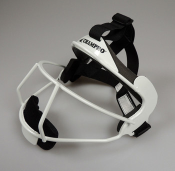 Champro The Grill Softball Fielders Mask Adult - White