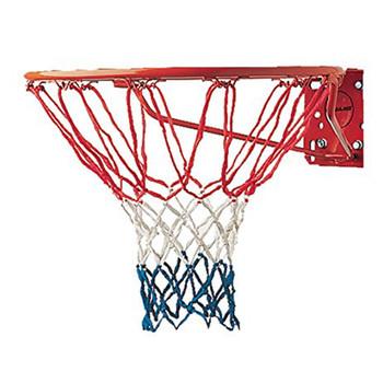 Champion 405 Basketball Net - Red, White, Blue
