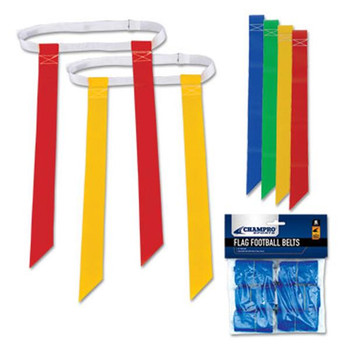 Champro Flag Football Belt - 6 Pack