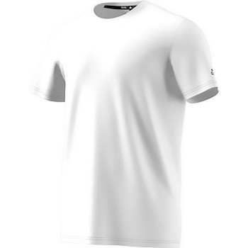 Adidas Adult Clima Tech Tee | White