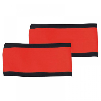 CCM Hockey Referee Armband Set - Red