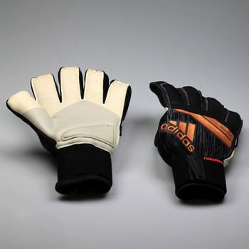 Adidas Predator 18 FS Pro Soccer Goalie Gloves CF1335 - Black, Copper
