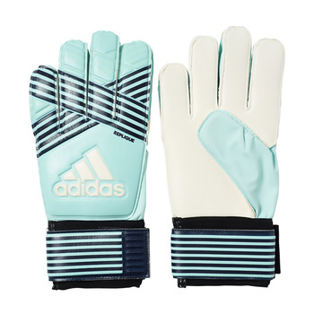 Adidas Ace Replique Soccer Goalie Gloves BS1492 - Aqua, Navy