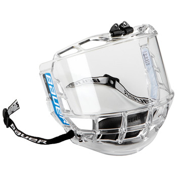 Bauer Concept 3 Full Protective Hockey Helmet Shield