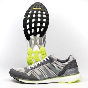 c4cdc76efa62 ... Adidas Adizero Adios 3 Womens Sneakers BB6410 - Silver