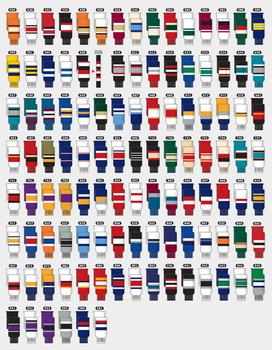 Athletic Knit HS630 Knit Hockey Socks