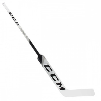 CCM Premier P2.9 Senior Hockey Goalie Stick - White, Black