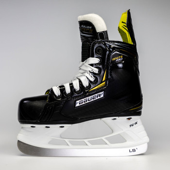 Bauer S18 Supreme Ignite Pro SMU Youth Hockey Skates