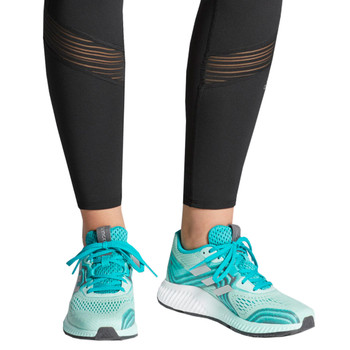 Adidas Aerobounce Women's Sneakers AQ0538 - Aqua, Silver