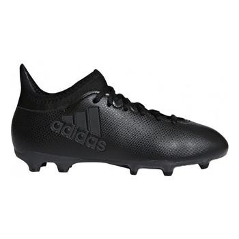 d1ea5560a Adidas X 17.3 FG Junior Soccer Cleats CP8992 - Black ...