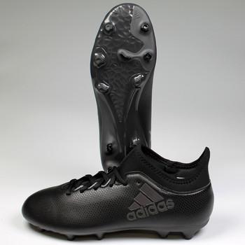 Adidas X 17.3 FG Junior Soccer Cleats CP8992 - Black