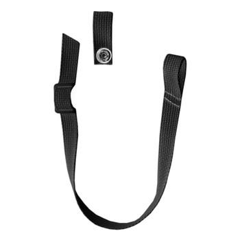 A&R Hockey Helmet Sling Style Chin Strap - Black