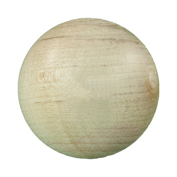 A&R Hockey Stick Handling Wooden Ball