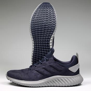 buy popular 55ffb 77025 ... Gray Adidas Alphabounce Cityrun Mens Sneakers BB7739 - Blue, ...