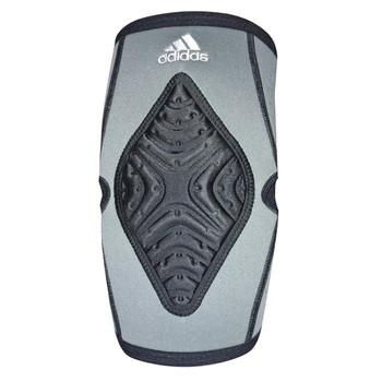 Adidas AK102 Adult Wrestling Knee Pad - Gray, Black