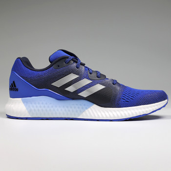 new products 6077c 5834a ... Navy Adidas Aerobounce ST Mens Sneakers CG4615 - Blue, Silver, ...