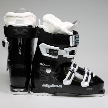 Alpina Ruby 60 Women's Ski Boot - Black