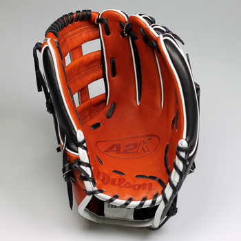 "Wilson A2K 1721 WTA2KRB181721 12"" Infield Baseball Glove - Right Hand Throw"