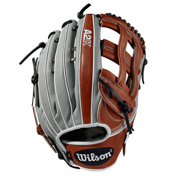 "Wilson A2K 1799SS WTA2KRB191799SS 12.75"" Outfield Baseball Glove"