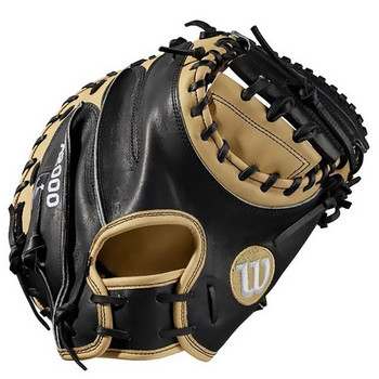 "Wilson A2000 19CM33 WTA20RB19CM33 33"" Catcher's Baseball Mitt - Right Hand Throw"