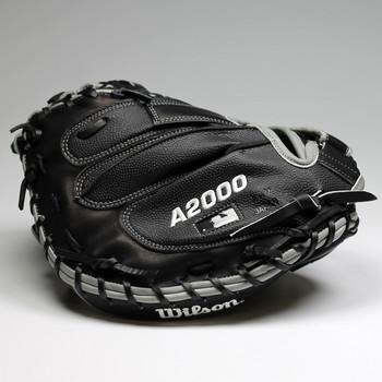 """Wilson A2000 191790SS WTA20RB191790SS 34"""" Catcher's Baseball Mitt - Right Hand Throw"""
