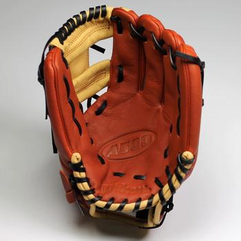 "Wilson A500 1911 11"" All Positions Youth Baseball Glove - RH Throw"