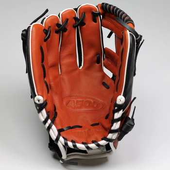 """Wilson A500 19115 11.5"""" All Positions Youth Baseball Glove"""