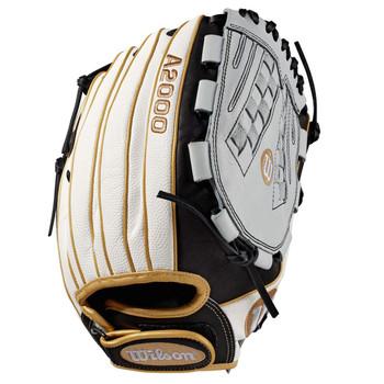 "Wilson A2000 19V125SS 12.5"" Fastpitch Softball Outfield Glove"