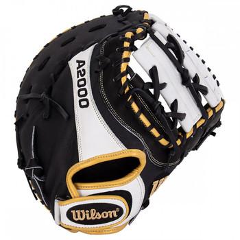"""Wilson A2000 19FP1BSS 12.5"""" Fastpitch Softball First Basemen's Glove"""
