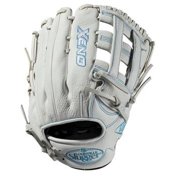 "Louisville Slugger Xeno 191175 WTLXNRF191175 11.75"" Fastpitch Softball Glove - RH Throw"