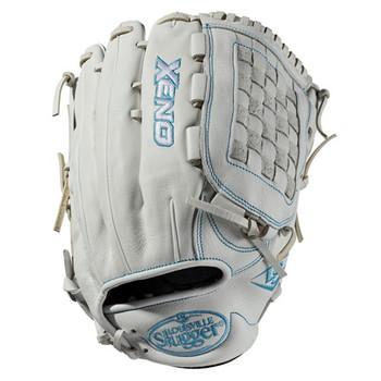 "Louisville Slugger Xeno 191275 WTLXNRF191275 12.75"" Fastpitch Softball Outfield Glove"