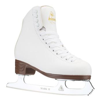 Jackson Excel Women's Figure Skates with Mark II Blades