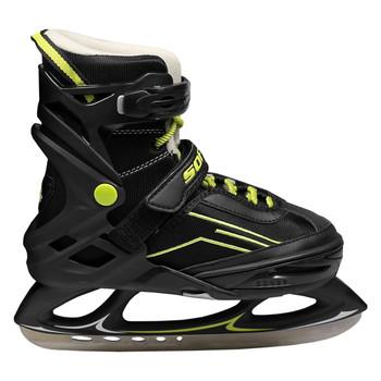 Jackson Softec Vibe Adjustable Junior Skates - Black, Lime