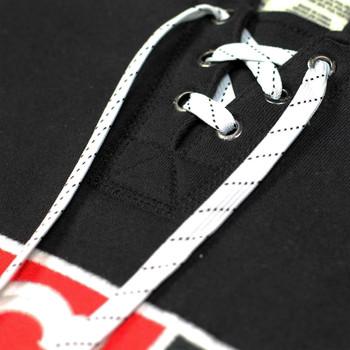 Under Armour Soft-Shell Adult Hockey Jacket - Black, White