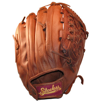 "Shoeless Joe Basket Weave 14"" Softball Glove"